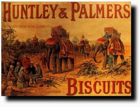 Huntley and Palmer Raj