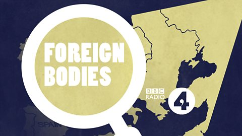 Extensive re-run of BBC Radio 4's 'Foreign Bodies' crime