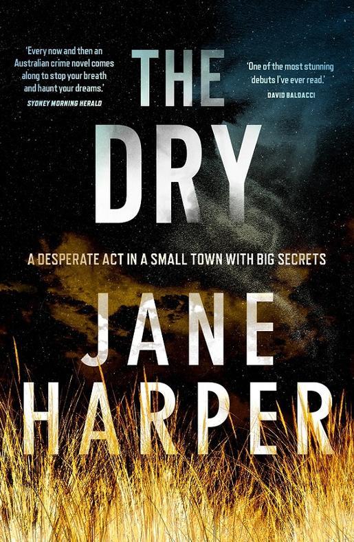 Murder in the Outback: Jane Harper's The Dry (Australia) | Mrs ...
